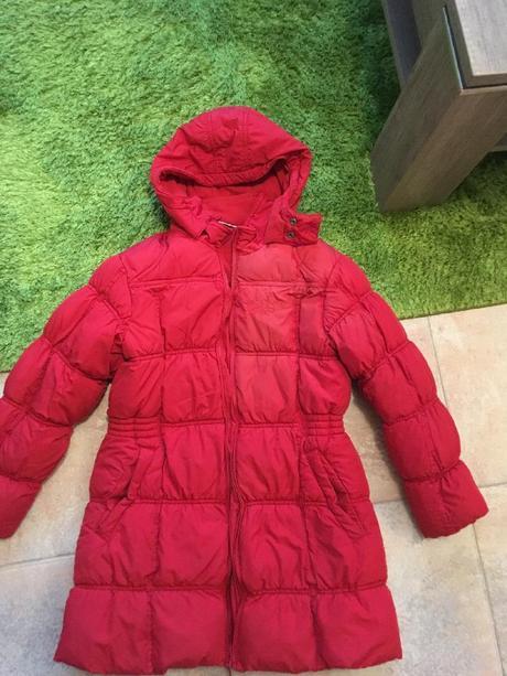 Zimní kabát, bunda next vel.152, next,152