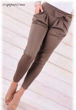 Výprodej - kalhoty chino - 2 barvy, m