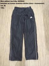 Sportovní kalhoty, adidas,m