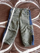 Kalhoty zateplené podzimní, okay,86