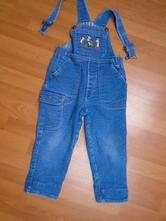 Riflové laclové kalhoty, 104