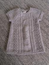 Pletené šatičky h&m, h&m,68
