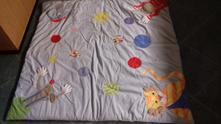 Hrací deka,
