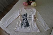 Tričko s kočičkou, f&f,122