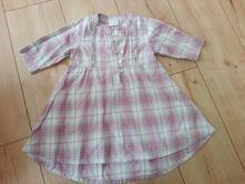 Košile - tunika - šaty, next,98