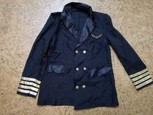 Kostým pilot, m