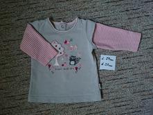 Tričko vyšitým obrázkem, 68