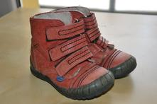 Kvalitní zimní kožené boty, essi,24