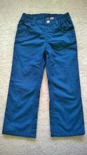 Podzimní kalhoty s podšívkou, lupilu vel 98, nové, lupilu,98