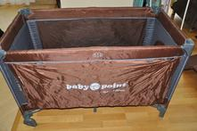 Babypoint cestovní postýlka sally + matrace, 60,120