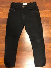Chlapecké jeansy zara, vel. 110, zara,110