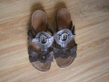 Kožené pantofle,vel. 36, 36