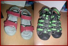 Sandály boty vel 32 stélka 21 cm, 32