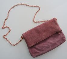 Kožená kabelka,