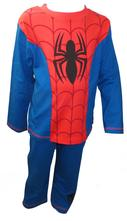 Bavlňené pyžamo spiderman č.2 - vel. 3-8. let, 104 - 140