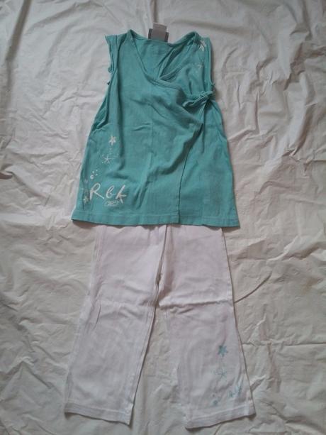 Komplet tunika, kalhoty zn. reebok, reebok,86