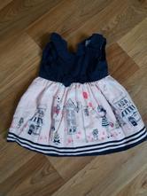 Šaty s potiskem 6-9 měsíců, early days,74