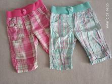 Plátěné kalhoty, cena dohromady, topolino,86