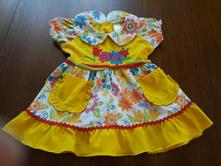 Šaty pro děvčátko, kids fashion,74