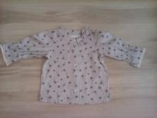 Košile 4-6 měs. (68), h&m,68