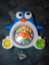 Hračky- hodiny tučňák keenway,