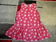 Bavlněné šaty zn.liegelind vel.86, 86