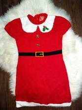 Vánoční šaty, 152