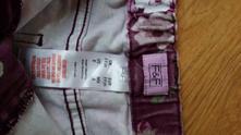 Strečové kalhoty, f&f,134