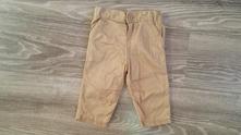 Plátěné kalhoty vel.74, marks & spencer,74