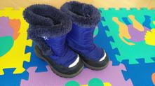 Zimní zateplené boty lewro vel. 25, 25