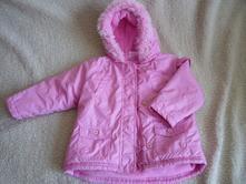 Zimní bunda pro holčičku, ladybird,98