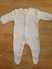 F&f dupačky/pyžamo, vel. 0-3 měsíců , f&f,62