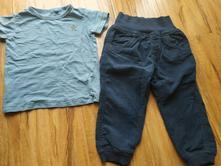 Komplet kalhoty a tričko cena celkem, next,86