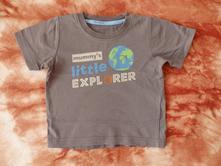 Tričko s krátkým rukávem, mothercare,86
