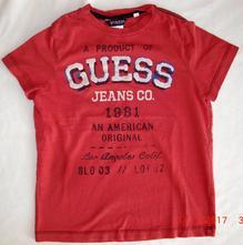 Bavlněnné tričko guess, guess,110