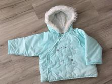 Teplejší bunda 3m, 60cm, prénatal,62