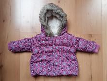 Zimní bundička pro holčičku vel.62, f&f,62