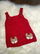 Pletené šaty 74-80, f&f,74