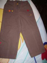 Kalhoty podšité rolovací vel.2-3 roky, next,98