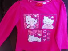 Tričko hello kitty 4-5 let, sanrio,110