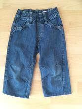 3/4 kalhoty, šortky, džínové tříčtvrťáky vel. 98, h&m,98