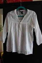 Lehká košile - tříčtvrteční rukávy, h&m,38
