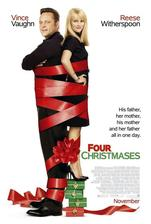 Four Christmases - Čtvery vánoce (r. 2008 )
