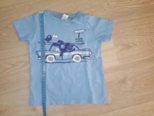 Tričko s krátkým rukávem, baby club,92