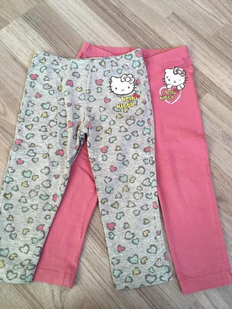 Set legín s hello kitty, c&a,92