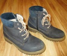 Zimní boty s kožíškem, baťa,36