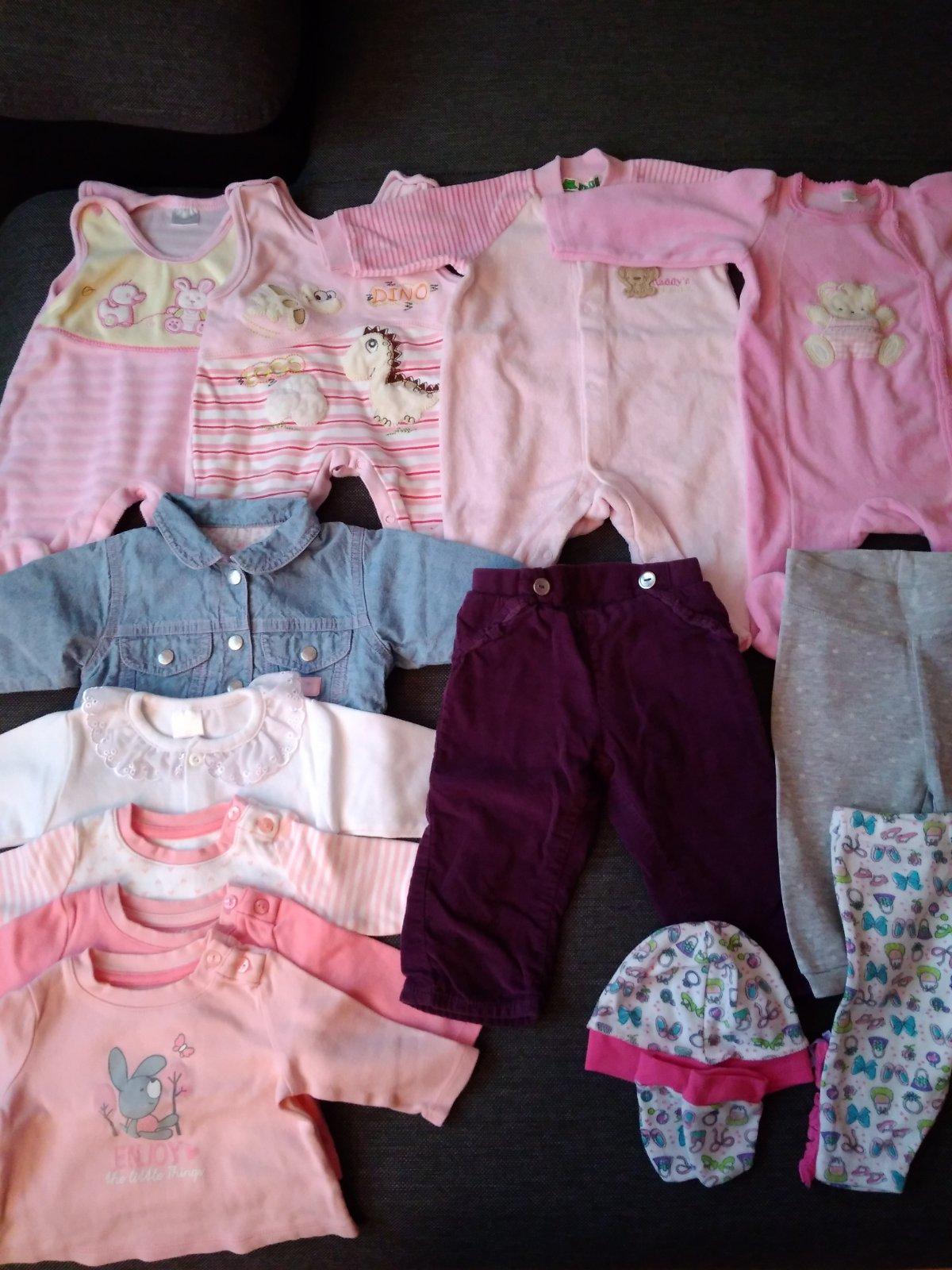 49 inzerátů • 20 hodnocení. Balík oblečení - holčička 0-3 ... 8d7eada126