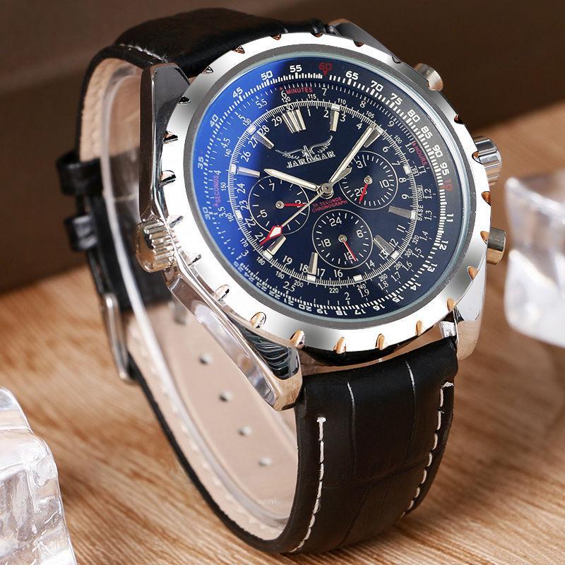 Mechanické pánské hodinky jaragar - nové 691188ac90