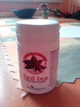 Červený čaj s chromem v kapslích na hubnutí,