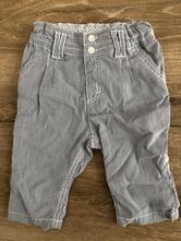 Letní kalhoty, h&m,68